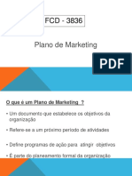 Plano de Marketing Modelo