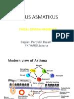 Status Asmatikus Fdh2012