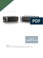 Manual Router Cisco RV325