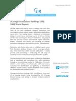Sir 2009 World Report