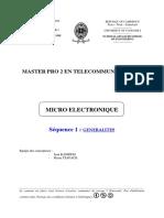 Micro Electronique