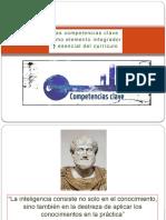 Programacion Didáctica II Parte Competencias Lomce