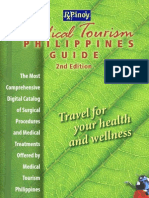 RxPinoy Medical Tourism Philippines Guide 2nd Ed 2010