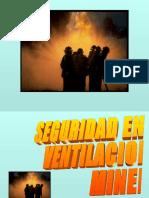 SEGURIDAD EN LA VENTILACION MINERA.ppt