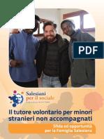 Guida Tutore Volontario Msna Salesiani Per Il Sociale 2017