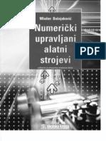Numerički upravljani alatni strojevi - Mladen Bošnjaković