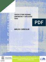 Tercer Informe Comparativo y Explicativo Terce