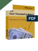 Day Traders Bible John Williams.pdf