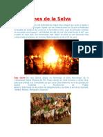 Tradiciones de la selva peruana