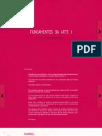Fundamentos Da Arte 1