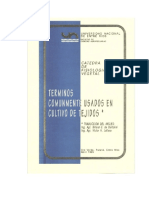 Terminos de Agricultura English Spanish