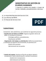Sistema Administrativo de Gestión de Recursos Humanos