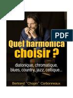 Quel Harmonica Choisir