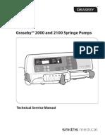 Graseby2000-2100 Service Manual 100