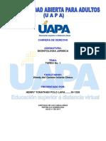 TAREA I, Deontología Jurídica