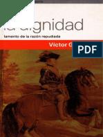 Gomez Pin Victor - La Dignidad Lamento De La Razon Repudiada.pdf