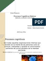 290968592 Procesos Cognitivos Basicos