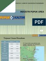 Industri Pupuk Urea