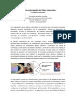 """La segregación del objeto matemático """"un diseño armónico"""""""