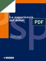 La Experiencia Del Dolor - Mercedes Torres & Victoria Compañ