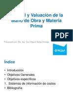 Clase 3  y 4 - Control y Valuación de la Mano de Obra (1).pdf