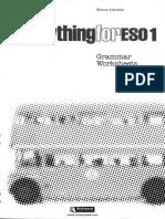 Grammar Practice 1ºESO, Richmond Workbook (1)
