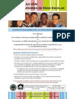 Student Information Spanish Version