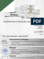 Arquivamento e Retenção No Exchange 2010_a