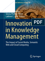 Innovations in Knowledge Management.  the Impact of Social Media, Semantic Web and Cloud Computing