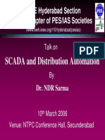 Scada for Power Distribution