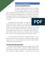 MODULO 1- Introduccion ASP