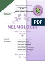 12. Vasculitis Pulmonar