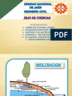 Exponer Manejo de Cuencas