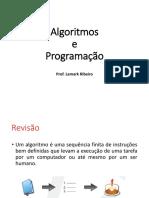 Algoritmos e Programacao Aula 2