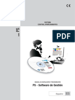 PS-3000 Software Guia