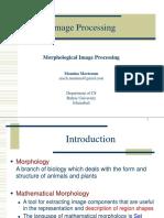 DIPMorphological Image Processing