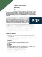 Informe Empresarial Banca Nacional
