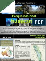 Parque nacional huascaran.pptx