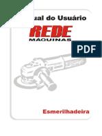 Manual do usuário - Esmerilhadeira - 02974 [ E 2 ].pdf