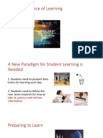 The New Science of Learning