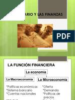 El Empresario y Las Finanzas