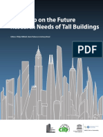 CTBHU research  in architecture