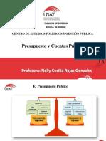 Presupuesto y Cuentas Públicas.