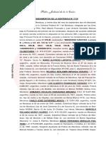 Argentina, Fundamentos de la Sentencia que condenó en la provincia de Mendoza a ex jueces federales por crímenes de lesa humanidad