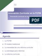 10 Innovacion Curricular Enla FCFM
