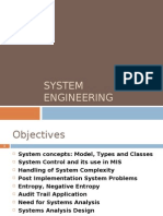 Chapter 1 System Engineering