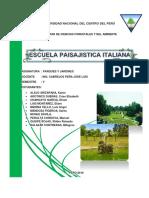 Escuela Italiana Informe Wild
