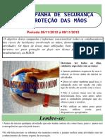 Campanha Proteção Das Mãos Rev