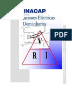 Instalaciones Eléctricas Domiciliarias - InACAP