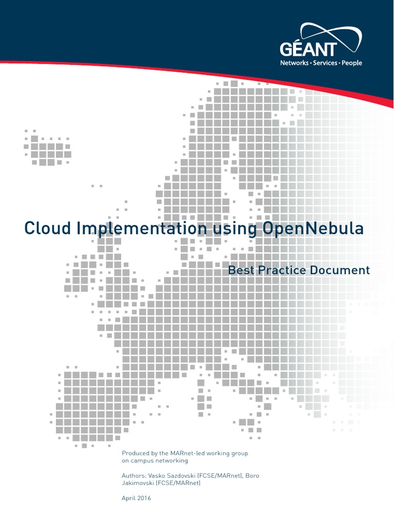Cbp-39-Cloud Implementation Using Opennebula | Secure Shell